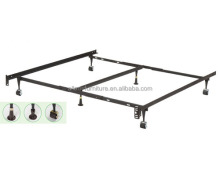 Angel Stee Metal Bed Frame Twin//Full/Queen/King/Cal king