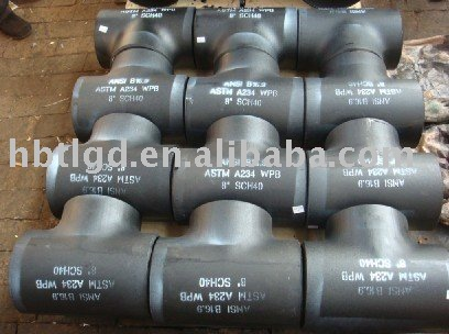 ANSICarbon Steel Tee / Pipe Fitting