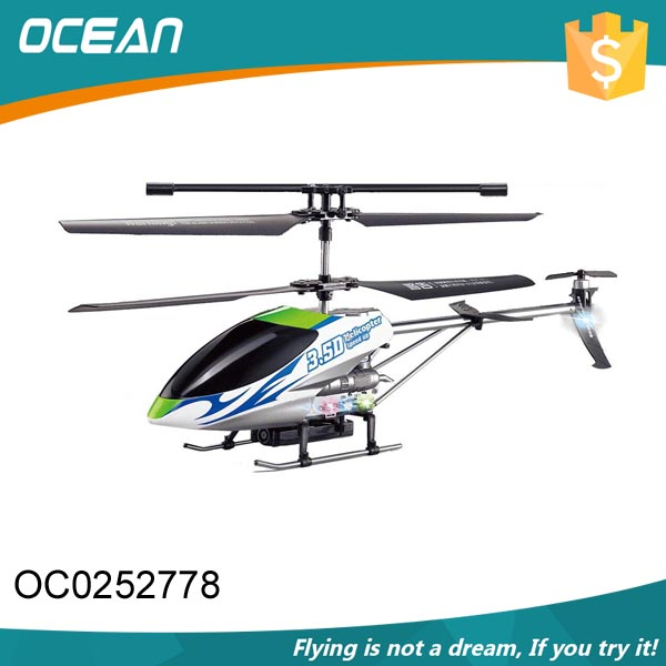 Hot selling 3.5 Channel rc helicopter with gyro for kids OC0252778