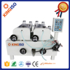 High pression Two head precise roller coating machine LZGT600 with CE