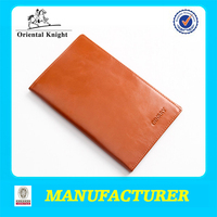 fashion new design leather money cards passport cover