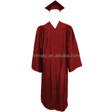 Childrens Preschool Graduation Gown