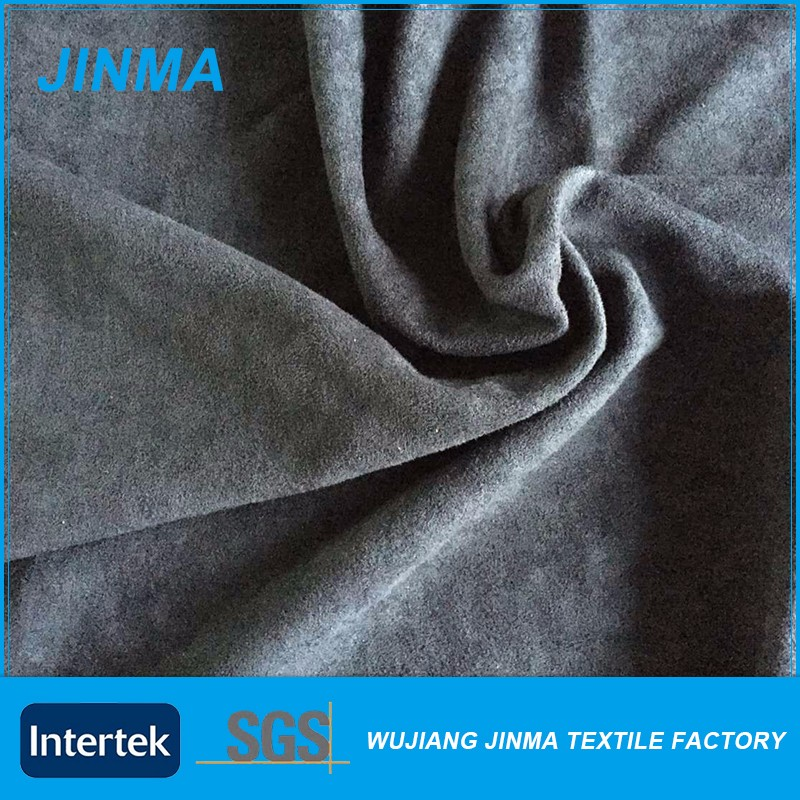 Special hot selling 100% polyester double knit fabric