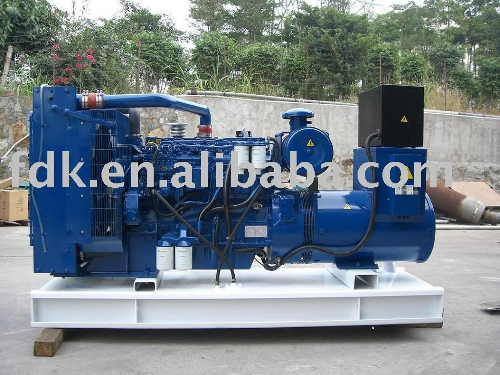 generator set powered by Lovol engine 1006T series