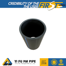 High quality and Design hdpe/ pe pipe dn400 sdr 11 pe100 water pipe