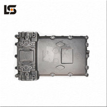 Aluminum die casting engine housing shell for motorbike private casting part