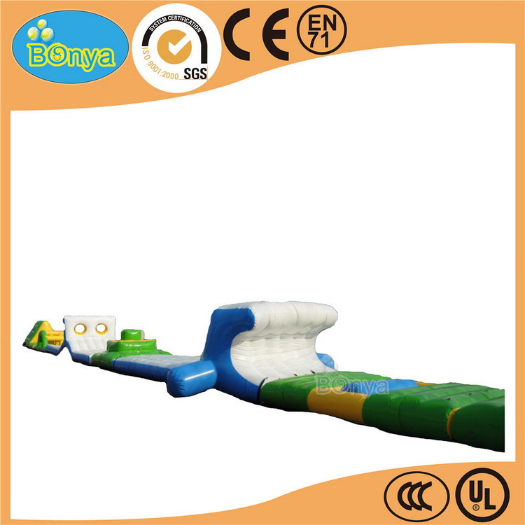 Hot new high quality pig inflatable water park