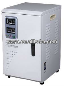 single-phase 10kva voltage stabilizer servo motor type auto voltage stabilizer 220v automatic