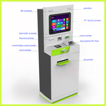 touch screen bill payment kiosk OEM/ODM manufacturer