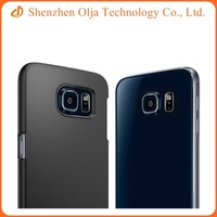 New arrival soft TPU cover case for samsung galaxy S6 edg