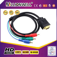 Vga to av converter,vga rca to multime0dia factory price in china