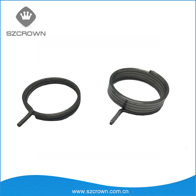 Small Zinc Plated Torsion toy Spring