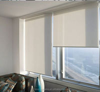 2016 hot sale blackout fabric roller blind made in China