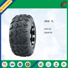 Cheapest top sell rubber atv tyre & wheel ATV Tire 20x10-10 20*10 10 20 10 10