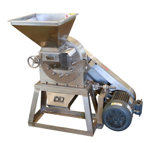 Double Win stainless steel cassava flour processing milling machine