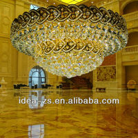 Cristal ceiling lighting, crystal antique ceiling lamp, crystal ball ceiling light D1094