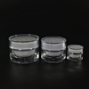 luxury cosmetic containers 5g 10g 15g 20g 30g 50g acrylic cream jar