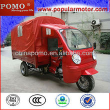 300cc Hot Good Quality Popular Gasoline Motorized Electric Tricycle For Adults