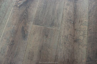 A mixed colour&100% natural oil&handscraped,oak 3-ply engineered Wood Flooring