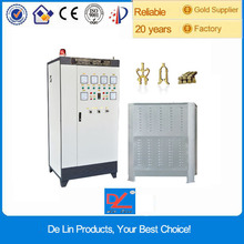 Electric induction 5 ton bronze melting furnace