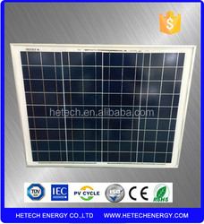 China Pv supplier 40w solar panel price, solar panel 12volt