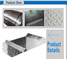 Aluminum chequered plate / Aluminum checker plate sheet price 1060 3003 3105 3005 O H24