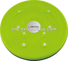 Power magnetic exercise disc Twister disc /home use waist twister SG-N39