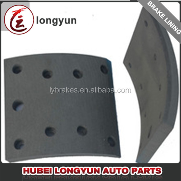 Volvo truck parts, volvo brake pad, volvo trucks parts brake lining