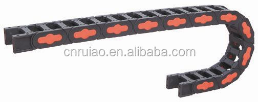 RUIAO long lifetime plastic chain cover special for cutting machine