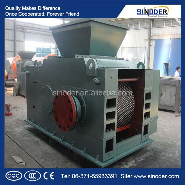Supply Gypsum Briquette making plant/briquette machine/charcoal briquette machine