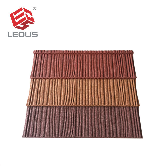 Stone coated metal roof tile,Metal roofing sheet