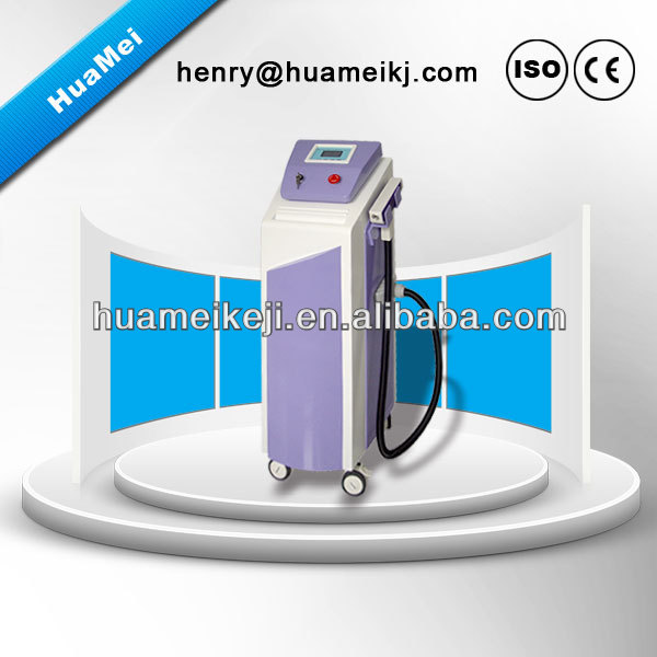 luxury Q switch Nd yag laser tattoo removal equipment