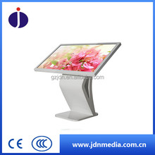 Floor standing high resolution photo machine kiosk with newest software for publishing and printing on facebook