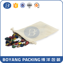 Eco-friendly drawstring bag cotton