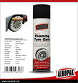 Aeropak hot sales polyurethane tire foam, tyre foamy renew