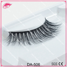 Cheap 3D artificial mink lashes wholesale with custom eyelash packaging