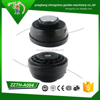 Nylon grass trimmer head of brush cutter