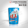 Customized Volume & Printing of Body Face Scrub Wholesale Stand Up Pouch