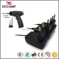 CE ROHS Marked Wholesale High Quality 12V400mA AC DC Battery charger for Electric Drill