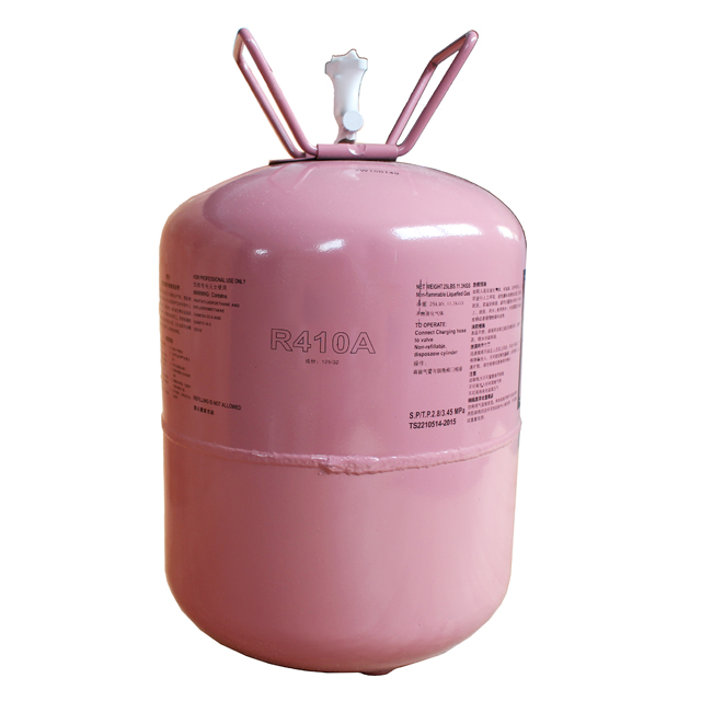 Hot Sale R410A Refrigerant Gas