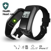 F50 Smart Band Bluetooth Sport Smart Bracelet Watch Wristband for IOS Android Phone Fashion Wristband