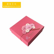 Cheap empty gift retail packages boxes