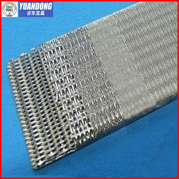 Stainless Steel Sintered Filter Mesh(High Temperature Vacuum Sintering)