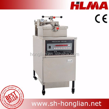 CE Approved Certification and New Condition gas frying machine for sale