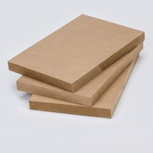 Indoor usage mdf carving board in plywoods