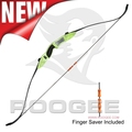 NEW Archery soft tag Recurve bow and Screwed in Foam tip arrow for Combat Archery