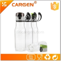 Private label novelty contracted transparent kids drinking bottle