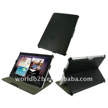 Multi-Angle Leather Folio Case Cover Cover for Samsung GALAXY Tab 10.1 (P7500/7510)