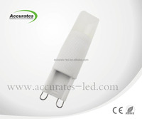 g9 g4 lamp ceramics housing led light bulb replace 15w halogen lamp used in kitchen