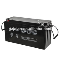 good price 12v 150ah agm dry batteries for ups